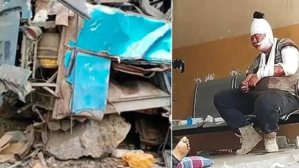பாகிஸ்தான் பேருந்தில் பயங்கர குண்டுவெடிப்பு... 6 சீன பொறியாளர்கள் உட்பட 10 பேர் பலி