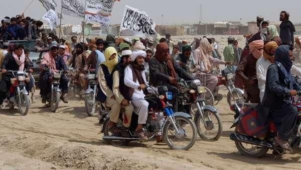 Taliban merebut Kandahar.. Dan target berikutnya adalah ibu kota, Kabul?  .. orang takut