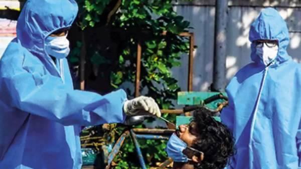 இந்தியாவில் கடந்த 24 மணி நேரத்தில் 15981 பேருக்கு கொரோனா.. 146 பேர் பலி..  19,785 பேர் டிஸ்சார்ஜ்
