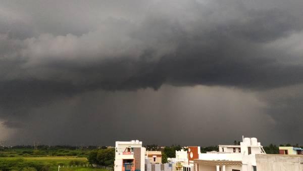 இடி மின்னலுடன் 5 நாட்களுக்கு மழை வெளுக்கும் - நல்ல செய்தி சொன்ன வானிலை மையம்
