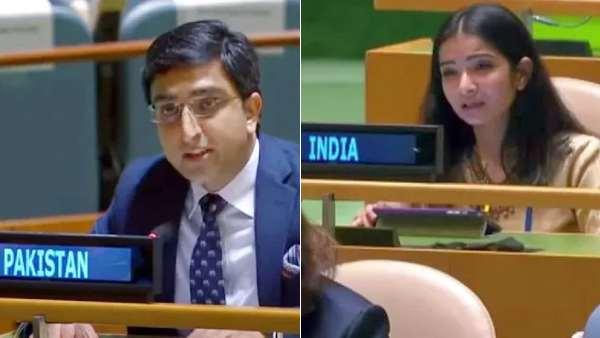 சினேகா தூபே Vs சைமா சலீம்: காஷ்மீர் விவகாரத்தில் தாய்நாட்டுக்காக குரல் கொடுத்த இந்தியா, பாகிஸ்தான் பெண்கள்