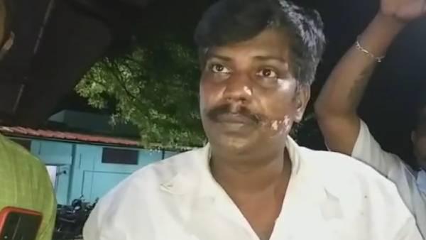 4 பேர் ஏற வேண்டிய காரில் லக்கேஜுடன் வந்த 6 பேர்.. ஏற்ற மறுத்த கால் டாக்சி டிரைவர் மீது தாக்குதல்