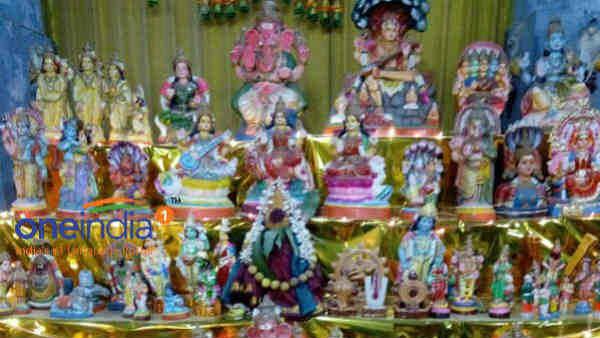 நவராத்திரி துர்கா பூஜை