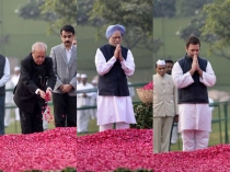 Indian Leaders Respecting Former Pm Indira Gandhi On 100th Birthday Anniversary Today