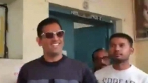 Jharkhand Assembly Elections Ms Dhoni Casts His Vote In Ranchi