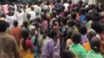 Local Body Election In Cuddalore District People Protest Against The Result