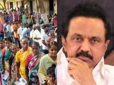 Dmk Members Didn T Work In The Polling Day