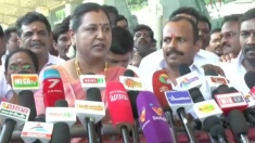 Coming Election Will Answer For Everyone Premalatha Vijayakanth