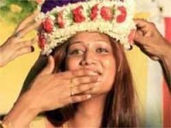 Transgenders Aravani Miss Koovagam Kuthandavar