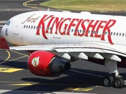 India Kingfisher Airlines Licence Suspended