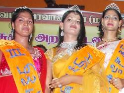 Tamilnadu Koovagam Beauties Vow Uplift Folk