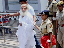 India Asaram Bapu Brought Jodhpur After Late Night Arrest