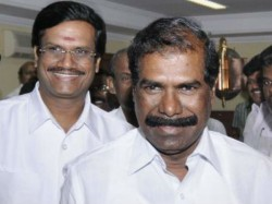 G K Mani Face Defeat Krishnagiri Nakkeeran Survey Lse