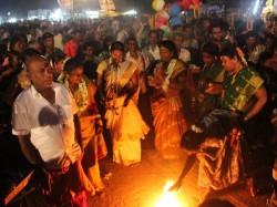 Koovagam Koothandavar Fete Under Way