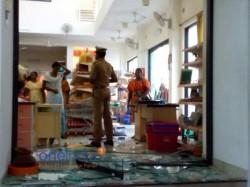 Tension Prevails Puducherry After The Suicide Arvind Ashram Members