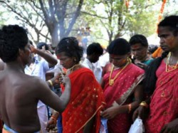 Changing Face The World Famous Koovagam Transgender Festival