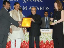 President Gave Away National Tourism Awards