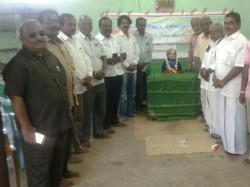 Kalam S Birth Anniversary Celebrated Tirunelveli