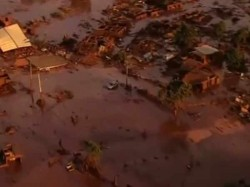 At Least 15 Dead As Brazil Dam Bursts