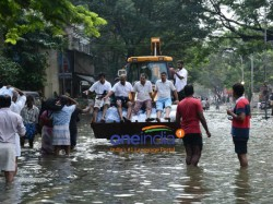 Chennai Rain Actor Karthi Request People