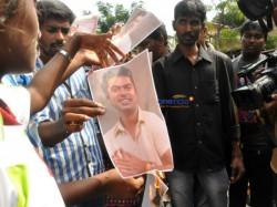 Indian Student Association Burned Simbu Photos