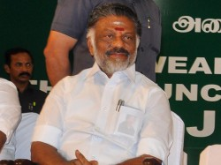 Ops Sees Dmk Govt S Order Thirunindravur Flood