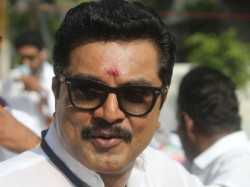 Sarathkumar Reply Karthi S Allegation