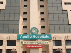 It Raids On Apollo Hospitals