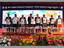 Billion Beats Spreads Kalam S Aura At Children S Science Congress