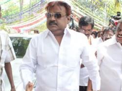 Vijayakanth Meet Amit Shah
