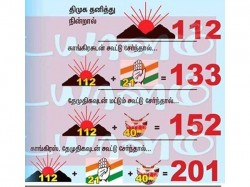 Namma Adayalam Survey Predicts Major Victory Dmk If It Forges Strong Alliance