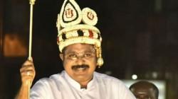 Ttv Dinakaran Focuses On Tirupur After Rebel Members Join With Pugalenthi