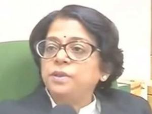 இந்தியாவின் முதல் பெண் வழக்கறிஞர் உச்ச நீதிமன்ற நீதிபதியாக தேர்வு!
