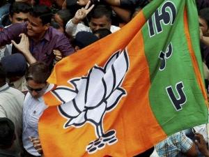 குஜராத் உள்ளாட்சித் தேர்தல்: 75 நகராட்சிகளில் 45-ஐ கைப்பற்றியது பாஜக
