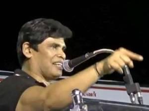 ரஜினியையே கட்டிவச்சு 'தோல உரிச்ச' எங்களுக்கு ராமதாஸ் சாதாரணம்: ஆனந்தராஜ் அட்டாக்