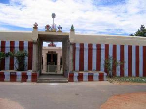 இரட்டை திருப்பதி- தேவர்பிரான் திருக்கோவில் (ராகு)