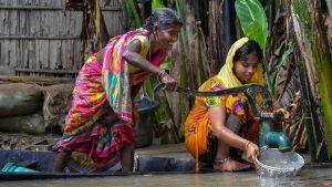 அஸ்ஸாமில் வெள்ளத்தால் பேரழிவு: 4,000 கிராமங்கள் நீரில் மூழ்கின.. 45 லட்சம் பேர் பாதிப்பு