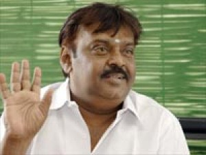 Tn Vijaykanth To Meet Party Office Bearers On Poll