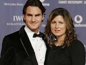 Sports Federer Wife Gives Birth To Twin Girls
