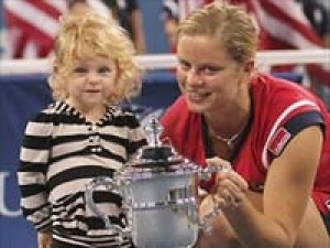 Sports Kim Clijsters Wins Us Open Title