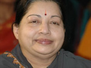 Jaya Opposes Placing Karunanidhi S