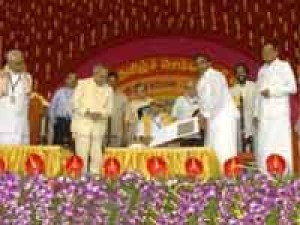 World Tamil Conference Coimbatore Karunanidhi