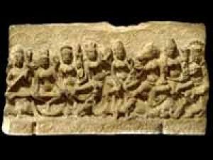 Hindu Divine Saptamatrikas Mahabharata Aid