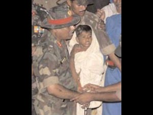 India Other Incidents Toddlers Being Rescued