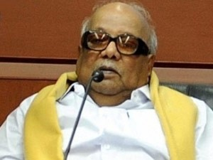 Tamilnadu Karunanidhi Wants Army Base Danushk