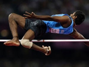 Sports Girisha Bags First Paralympic Medal