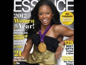 Sports Gabby Douglas Dazzles On The Coverof Essence Magazine