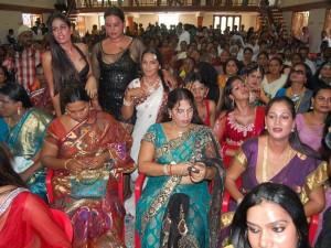 Tamilnadu Koovagam Temple Festival End