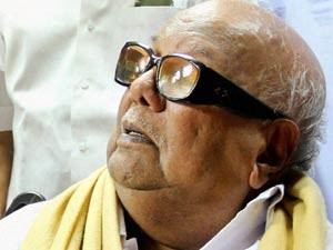 Tamilnadu Hearing Defamation Case Against Karunanidhi Adjourned