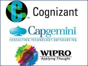 India Top Recruiters Like Cognizant Capgemini Wipro